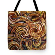Spiral Journey Tote Bag