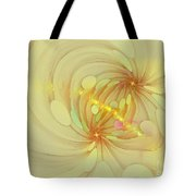 Spiral Mind Connection Tote Bag