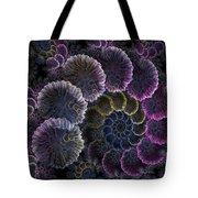 Spiral Of Fay Tote Bag