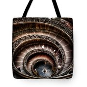 Spiral Staircase No2 Tote Bag