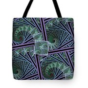 Spiral Staircases Tote Bag