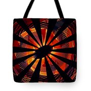 Spiral To Infinity Tote Bag
