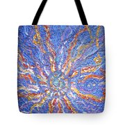 Spirale Money Magnet Tote Bag