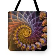 Spiralined Tote Bag
