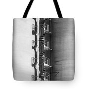 Spiral Stairs Forever Tote Bag