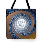 Spiraling Towards The Light Tote Bag