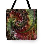 Spiralling Fractal One Tote Bag