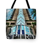 Spire Tote Bag by Doug Sturgess