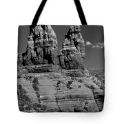 Spires Tote Bag by Gary Lengyel