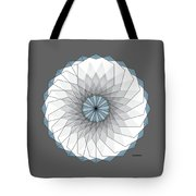 Spiralgon Too Tote Bag