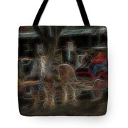 Spirit Carriage 3 Tote Bag