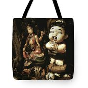 Spirit Cemetery. When A Business Or Tote Bag