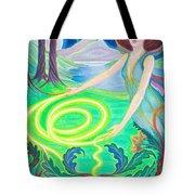 Spirit Guide Antarra Tote Bag