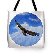 Spirit In The Wind Tote Bag