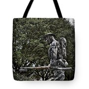 Spirit Of American Doughboy Tote Bag