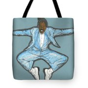 Spirit Of Cab Calloway Tote Bag