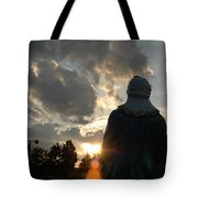 Spirit Of Christ Tote Bag