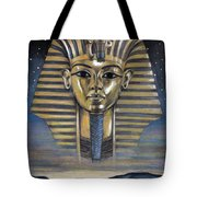 Spirit Of Egypt Tote Bag