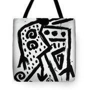 Spirit Of Man Tote Bag