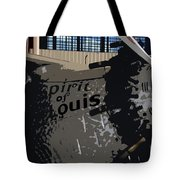 Spirit Of Saint Louis Tote Bag