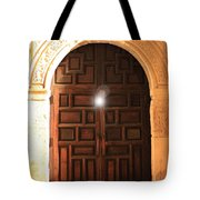 Spirit Of The Alamo Tote Bag