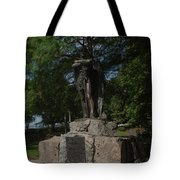 Spirit Of The Confederacy Tote Bag