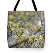 Spirit Of The Dogwood Tote Bag