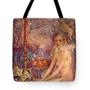 Spirit Of The Garden Tote Bag