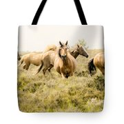 Spirit Of The Horse Tote Bag