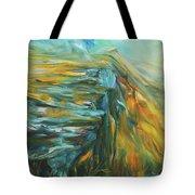 Spirit Of The Jump Tote Bag