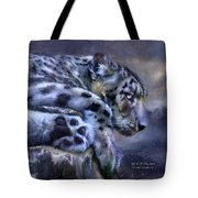 Spirit Of The Snow Tote Bag