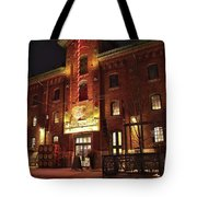 Spirit Of York Tote Bag