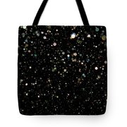 Darkness Becomes You Tote Bag