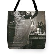 Spirit Photograph, 1863 Tote Bag