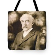 Spirit Photograph, C1901 Tote Bag