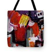 Spirit Serenade Tote Bag