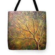 Spirit Tree 5 Tote Bag