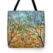 Spirit Trees 7 Tote Bag