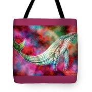 Spirit Whale 2 Tote Bag