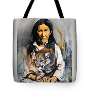 Spirit Within Tote Bag