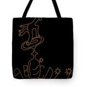 Spiritist Seance Tote Bag