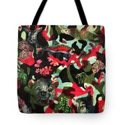 Spirits Of The Forest Tote Bag