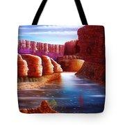 Spirits Of The River Tote Bag