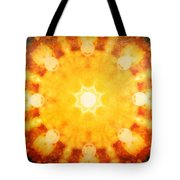 Spirits Towards The Sun Tote Bag