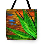 Spiritual Beingness Of Plants And Theta Tote Bag