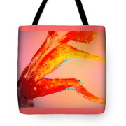 We Could Always Do Some Spiritual Dancing After The Rain She Suggested  Tote Bag