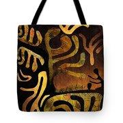 Spiritual Drummer Tote Bag