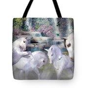 Spiritual Harmony Tote Bag