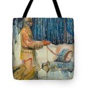 Spiritual Tote Bag