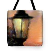 Spiritual Lamp Tote Bag